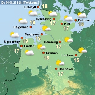 wetter schleswig 7 tage