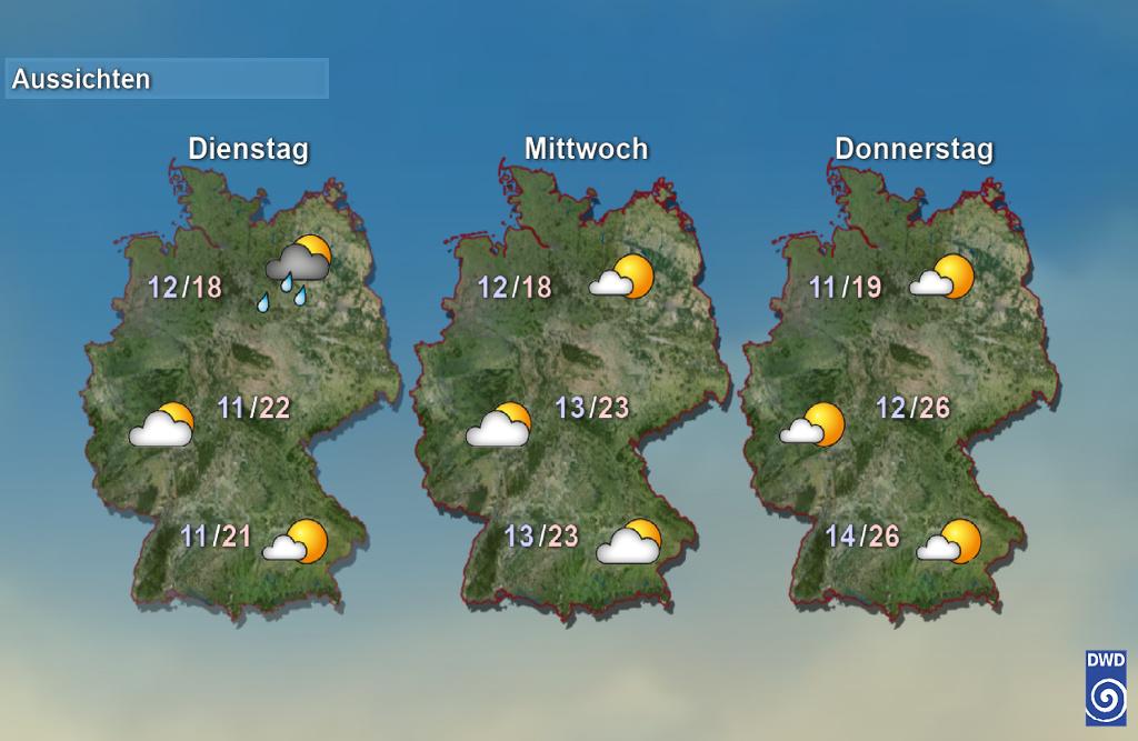 Wetter Jork 14 Tage