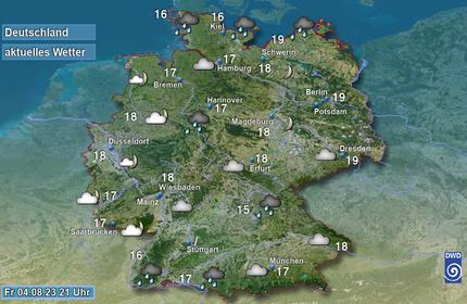 Wetterprognose München