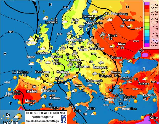 Deutschlandwetter Wetterdienstde